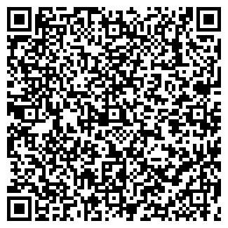 QR-код с контактной информацией организации ТУРАНЗА ООО