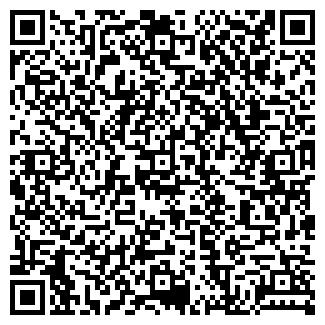 QR-код с контактной информацией организации ЮСЭАЛ САЛОН ЗАО