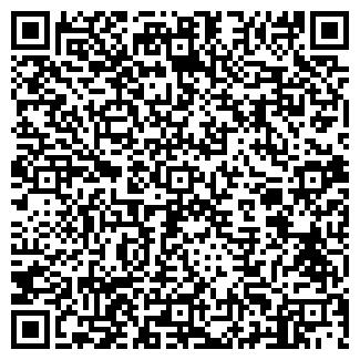 QR-код с контактной информацией организации ООО ИРИСС