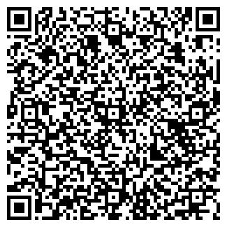 QR-код с контактной информацией организации ЗАО ПАРИТЕТ