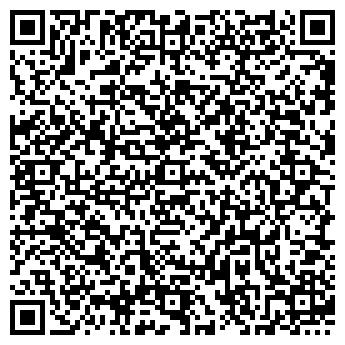 QR-код с контактной информацией организации ИНСТИТУТ ВЕДА ЗАО