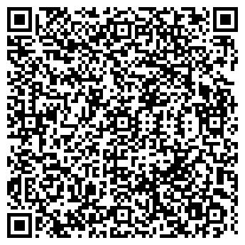 QR-код с контактной информацией организации ТЮМЕНЬ ЮРИСТИКС