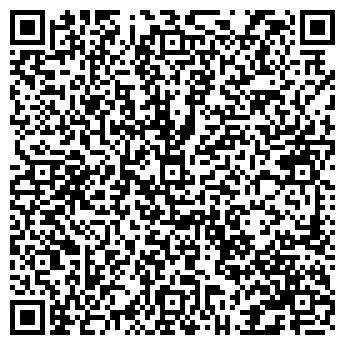 QR-код с контактной информацией организации ВЕРХНИЙ БОР БАЗА ОТДЫХА ЗАО