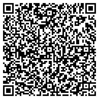 QR-код с контактной информацией организации ТЕЛЕСЕРВИС