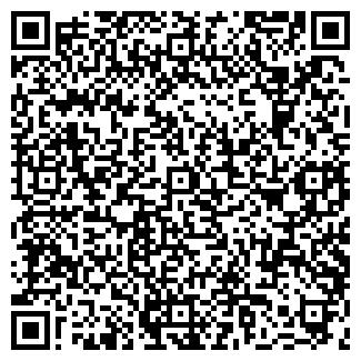 QR-код с контактной информацией организации АЛЬФАБАНК