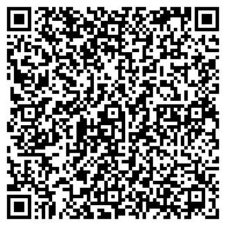 QR-код с контактной информацией организации ПАРУС ЧОП ООО