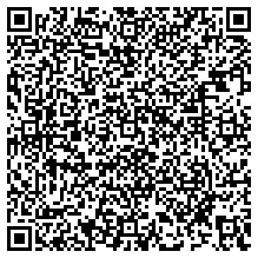 QR-код с контактной информацией организации АЛМАТЫПРОМСТРОЙ ООО