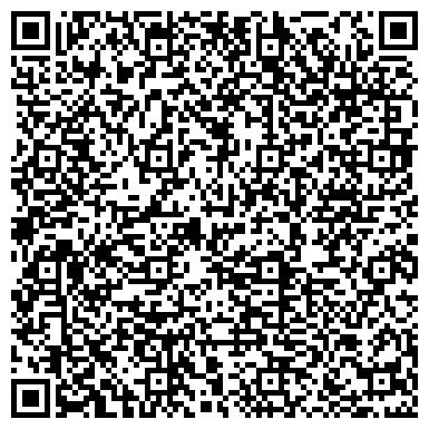 QR-код с контактной информацией организации ПРОМЕНАД СПОРТИВНО-ТАНЦЕВАЛЬНЫЙ КЛУБ