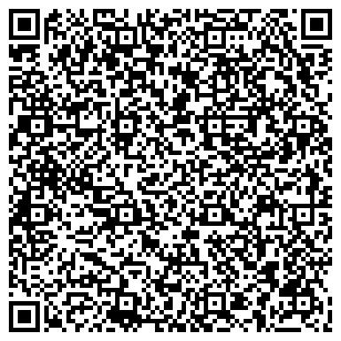 QR-код с контактной информацией организации ПОКОЛЕНИЙ ХМАО РЕГИОНАЛЬНЫЙ ГОСУДАРСТВЕННЫЙ