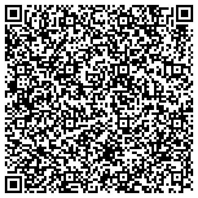 QR-код с контактной информацией организации ФАРМАЦЕВТИЧЕСКОЕ УПРАВЛЕНИЕ АВТОНОМНОГО ОКРУГА
