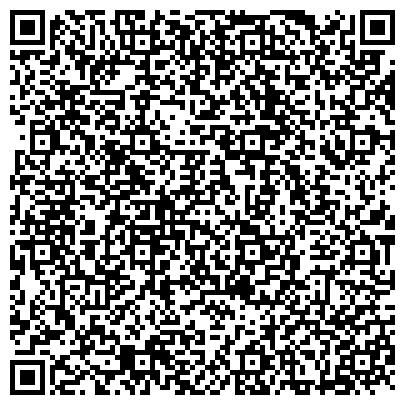 QR-код с контактной информацией организации САНАТОРНО-РЕАБИЛИТАЦИОННЫЙ ОКРУЖНОЙ ЦЕНТР (ВОССТАНОВИТЕЛЬНОГО ЛЕЧЕНИЯ БОЛЬНИЦА)