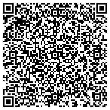 QR-код с контактной информацией организации МИСНЭ ЗАО ИРТЫШ-СЕРВИС