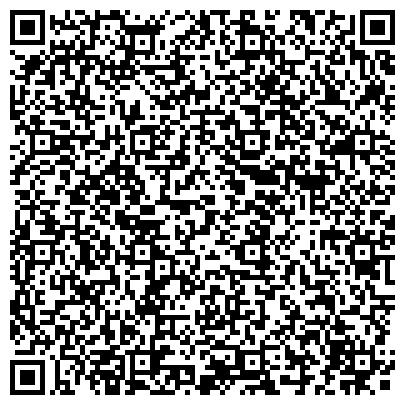 QR-код с контактной информацией организации СОЦИАЛЬНОГО СТРАХОВАНИЯ РФ ПО ХМАО ФОНД ГП РЕГИОНАЛЬНОЕ ОТДЕЛЕНИЕ