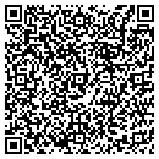 QR-код с контактной информацией организации ЗВЕЗДА ТАКСИ