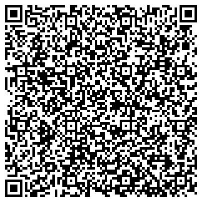 QR-код с контактной информацией организации ОТДЕЛ ВНЕВЕДОМСТВЕННОЙ ОХРАНЫ ПРИ УВД ПО МЕТАЛЛУРГИЧЕСКОМУ РАЙОНУ