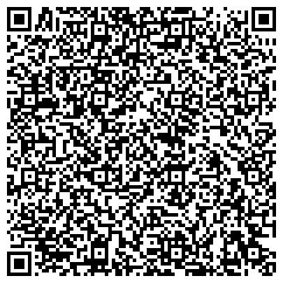 QR-код с контактной информацией организации ПОДРАЗДЕЛЕНИЕ ПО ДЕЛАМ НЕСОВЕРШЕННОЛЕТНИХ УВД МЕТАЛЛУРГИЧЕСКОГО РАЙОНА