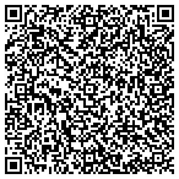 QR-код с контактной информацией организации СЛУЖБА УЧАСТКОВЫХ КУРЧАТОВСКОГО РУВД