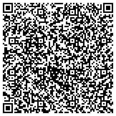 """QR-код с контактной информацией организации """"Отдел по вопросам миграции в Металлургическом районе г. Челябинска"""""""