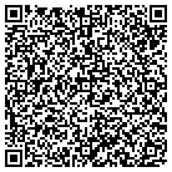 QR-код с контактной информацией организации ООО МАГАЗИН N 33