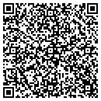QR-код с контактной информацией организации ЧП ФЕДИН А.В.