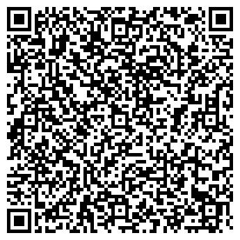 QR-код с контактной информацией организации МЯСОПРОДУКТЫ УРАЛА