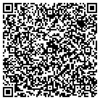 QR-код с контактной информацией организации КРУИЗ ФРУКТОВАЯ БАЗА