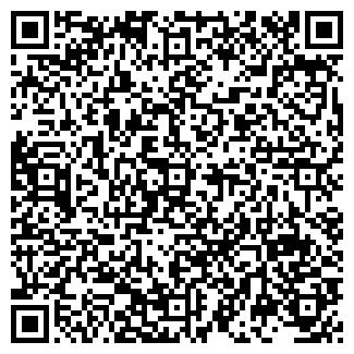 QR-код с контактной информацией организации МАКИЗ ООО