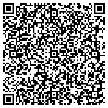 QR-код с контактной информацией организации МОЛТОРГСНАБ ТФ