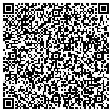 QR-код с контактной информацией организации ТИССУРА СТИЛЬНЫЙ САЛОН ООО