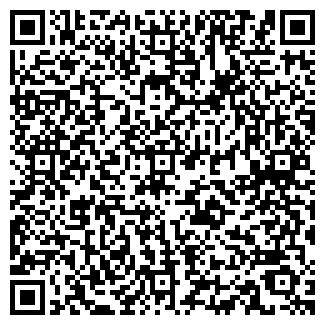 QR-код с контактной информацией организации EURO PARFUM