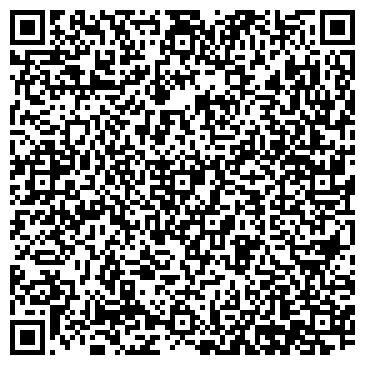 QR-код с контактной информацией организации GERMAINE DE CAPUCCINI, ПРЕДСТАВИТЕЛЬСТВО