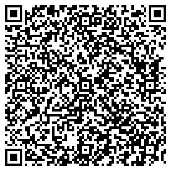 QR-код с контактной информацией организации ВИСТА-ЦЕНТР ООО