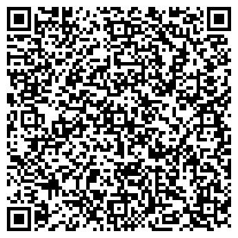 QR-код с контактной информацией организации ООО ГЕФЕСТ, САЛОН-МАГАЗИН