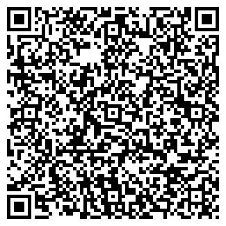 QR-код с контактной информацией организации ОКТАГОН ЗАО