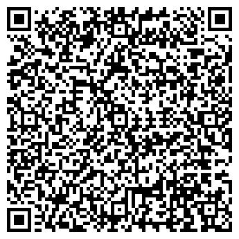 QR-код с контактной информацией организации ООО ТКАНИ, МАГАЗИН N 8