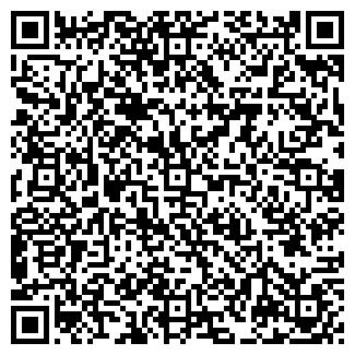 QR-код с контактной информацией организации БАЗАР ЗАО