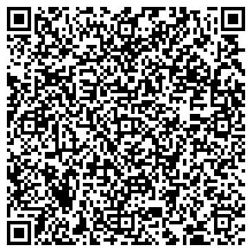 QR-код с контактной информацией организации ООО АВТОмаркет «Интерком»