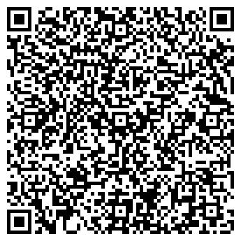 QR-код с контактной информацией организации БИ ТАНЫ ШКОЛА ТАНЦА