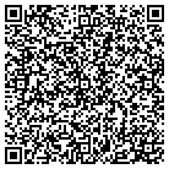 QR-код с контактной информацией организации АКВА БЛЮЗ МАГАЗИН-САЛОН