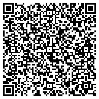 QR-код с контактной информацией организации ЗАО КЛЕН