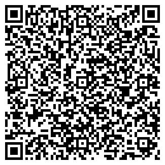 QR-код с контактной информацией организации ВИС-М ООО
