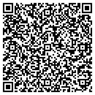 QR-код с контактной информацией организации ЛЕДИ АННА