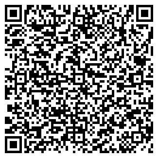 QR-код с контактной информацией организации ООО МАГАЗИН N 7