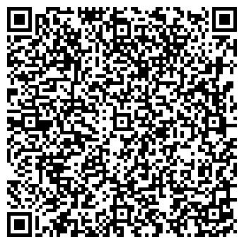 QR-код с контактной информацией организации РЕСТОРАНОВ ООО