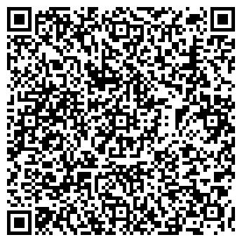 QR-код с контактной информацией организации ИНТЕРПАРТНЕР ЗАО