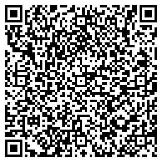 QR-код с контактной информацией организации АКВАРЕЛЬ ТК