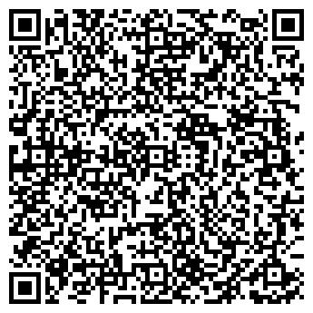 QR-код с контактной информацией организации ИНТЕРЬЕР КОЛОР