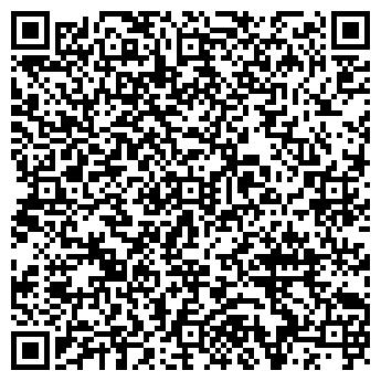 QR-код с контактной информацией организации КРАСКИ ФЭСТ ПРО ООО