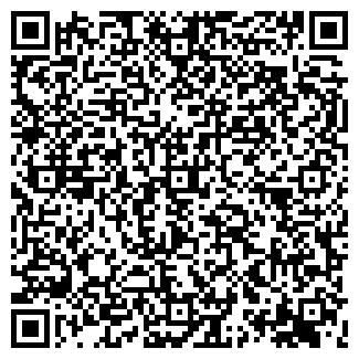 QR-код с контактной информацией организации КРЕПЕЖ +