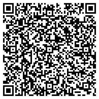 QR-код с контактной информацией организации ЗАО ФРЕШ